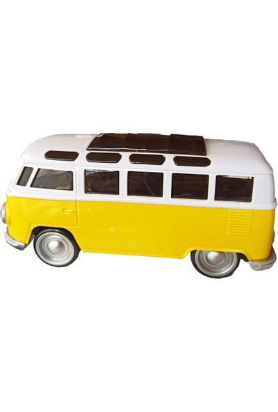 Meva Sesli Işıklı Çarpıp Dönen Vosvos Minibüs Oyuncak