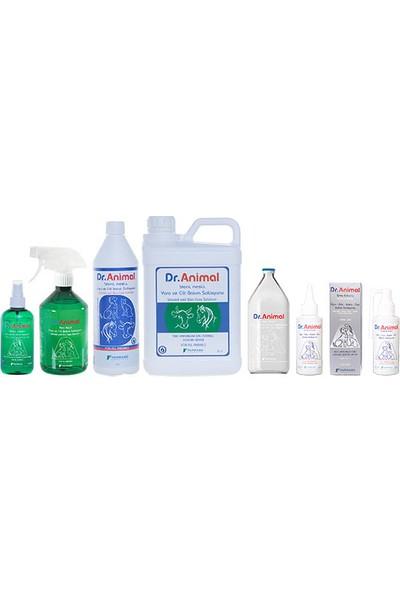 Dr Animal 500 ml Yara,cilt ve Göz Bakım Solüsyonu