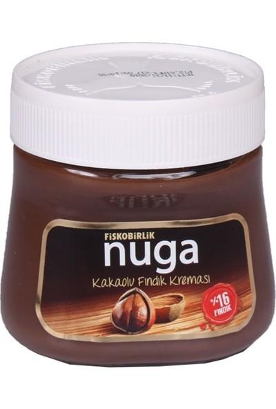 Fiskobirlik Nuga Kakaolu Fındık Kreması 12'li 350 gr