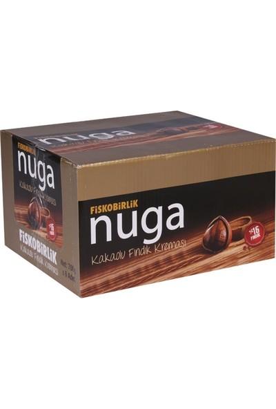 Fiskobirlik Nuga Kakaolu Fındık Kreması 6'lı 700 gr