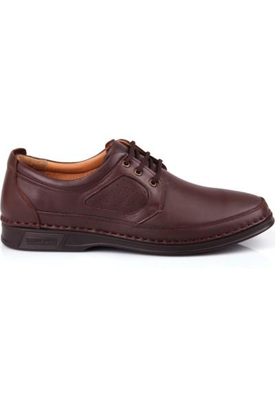 Detector İç Dış Deri Klimalı Günlük Erkek Ayakkabı ÖZD322