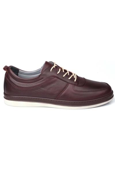 Detector İç Dış Deri Komfort Taban Dikişli Günlük Erkek Ayakkabı R915