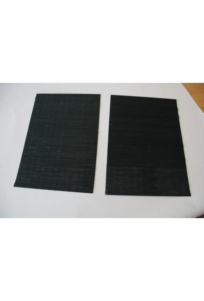 Globy Bambu Amerikan Servis Siyah