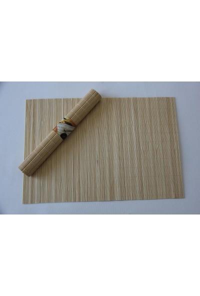 Globy Bambu Amerikan Servis Sarı
