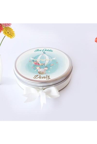 Hayal Sepetim Kız Bebek Çikolatası 72 Madlen+Draje