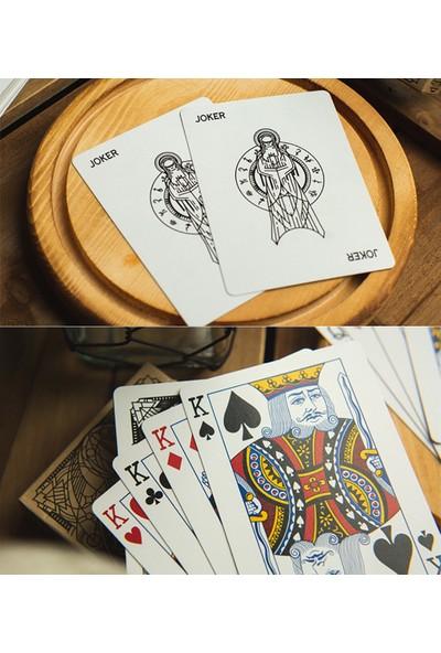Murphy's Magic Salem Oyun Kağıdı İskambil Destesi