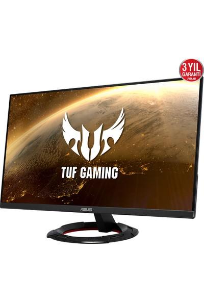 "Asus TUF Gaming VG249Q1R 23.8"" 165Hz 1ms (HDMI+Display) FreeSync Full HD IPS Monitör"