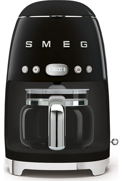 Smeg DCF02BLEU Filtre Kahve Makinesi Siyah