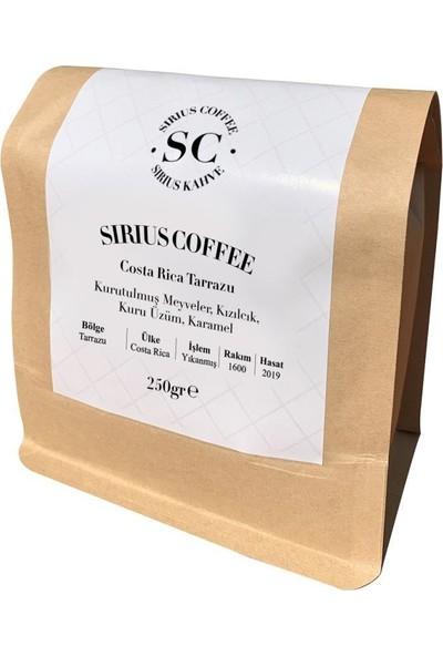 Sirius Coffee Costa Rica Tarrazu 250 gr