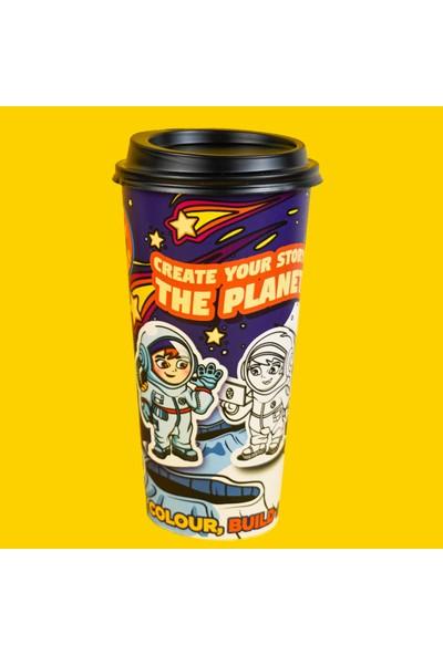 Neo-Toys Art In A Cup - Hikayeni Yarat - Gezegen