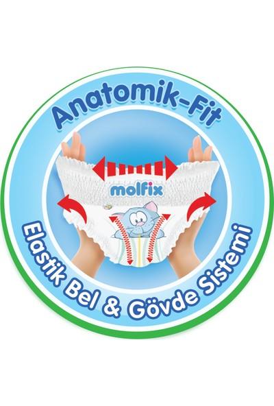Molfix Külot Bez 3 Beden Midi Aylık Fırsat Paketi 188'LI+ Evony Maske 10'lu
