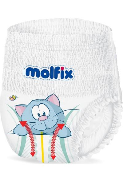 Molfix Külot Bez 4 Beden Maxi Aylık Fırsat Paketi 152'LI + Evony Maske 10'lu