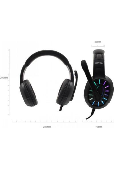 Komc G313 Pro Pc Kulaklık LED Işıklı