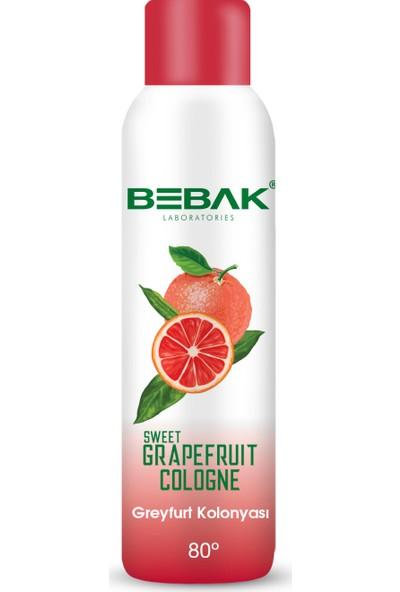Bebak Sprey Kolonya Greyfurt 150 ml 3 Adet