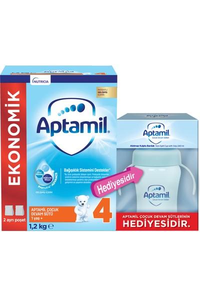 Aptamil 4 1200 gr + Suluk