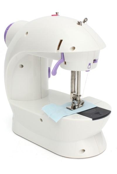 Insma Dikiş Makinesi Seti Mini Dikiş Ipliği Makası (Yurt Dışından)
