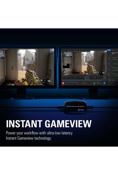 Elgato Game Capture HD60 S Video ve Oyun Yakalama Kayıt Kartı (Yurt Dışından)