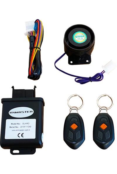 Knmaster Guard Motosiklet Alarm Sistemi