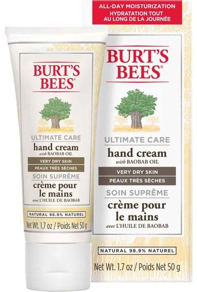 Burt's Bees Burts Bees Ultra Nemlendirici El Kremi (Kuru ve Çok Kuru Ciltler Için) 50G