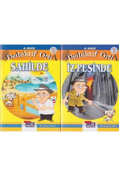 Açı Yayınları 4. Sınıf Dedektif Orti Hikaye Seti 10 Kitap