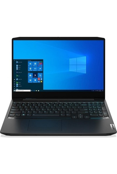 "Lenovo IdeaPad 3 Intel Core i7 10750H 16GB 1TB + 256GB SSD GTX 1650Ti Windows 10 Home 15.6"" FHD Taşınabilir Bilgisayar 81Y400D0TX"