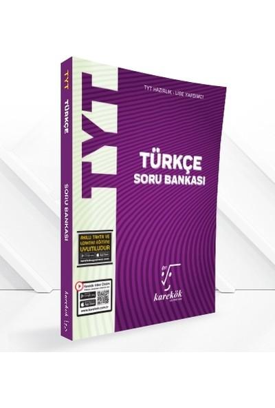 Karekök Yayınları TYT (YKS1) Türkçe Soru Bankası