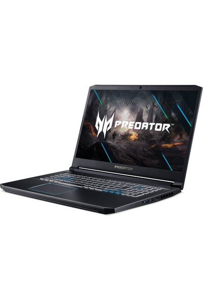 "Acer Predator Helios 300 Intel Core i5 10300H 16GB 1TB + 256GB SSD RTX 2060 Linux 17.3"" FHD Taşınabilir Bilgisayar NH.Q9VEY.003"