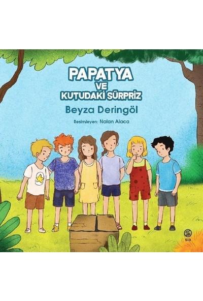Papatya Ve Kutudaki Sürpriz - Beyza Deringöl