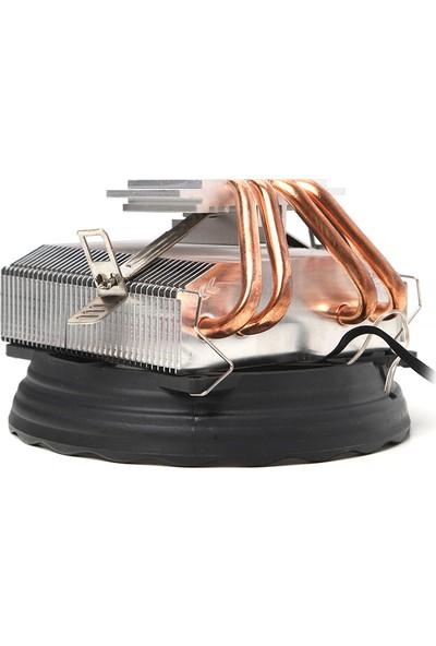 Dark Freezer X121 120mm Fan LGA115X/AMD Yatay Soğutucu (DKCCX121)