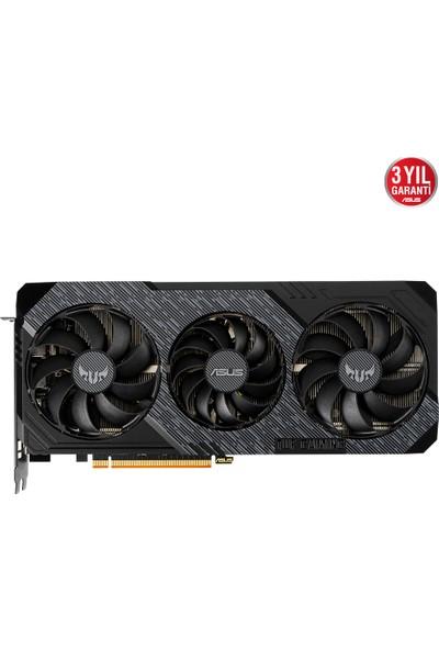 Asus TUF Radeon RX 5600XT 6GB OC 192Bit GDDR6 (DX12) PCI-Express 4.0 Ekran Kartı (TUF 3-RX5600XT-T6G-EVO-GAMING)