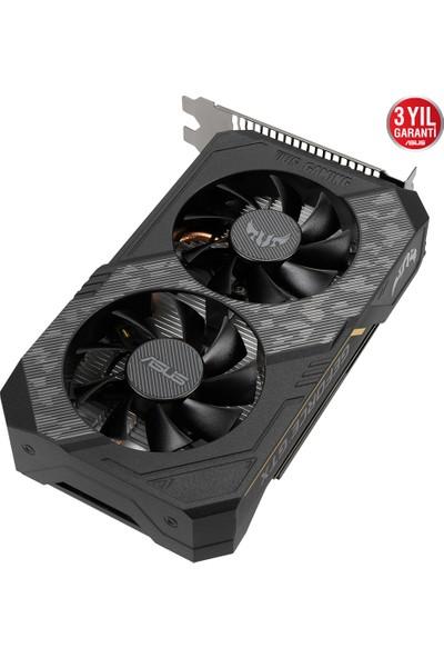 Asus TUF GeForce GTX 1650 4GB 128Bit GDDR6 (DX12) PCI-Express 3.0 Ekran Kartı (TUF-GTX1650-4GD6-GAMING)