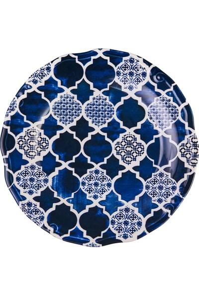 Karaca Deep Blue 24 Parça Yemek Takımı
