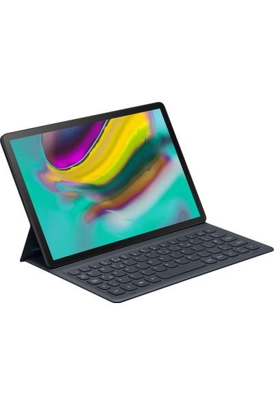 Samsung Galaxy Tab S5e Türkçe Klavyeli Tablet Kılıfı - EJ-FT720BBEGTR