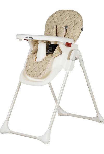 Uni Baby 3060 Latte Lüks Mama Sandalyesi