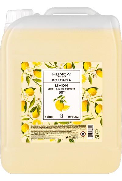 Hunca Limon Kolonyası 5 lt