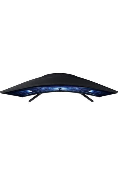 """Samsung Odyssey G5 LC27G55TQWMXUF 27"""" 144Hz 1ms (HDMI+Display) FreeSync 2K Curved LED Monitör"""