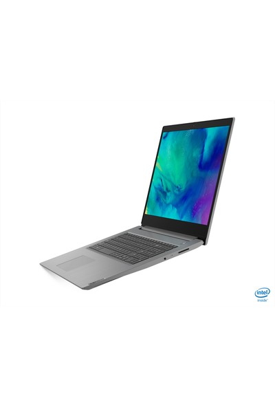 Lenovo IdeaPad Intel Core i7 10510U 8GB 1TB + 256GB SSD MX330 Freedos 17.3'' FHD Taşınabilir Bilgisayar 81WC007ETX