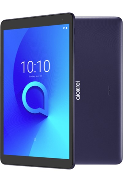 "Alcatel 1T 10.1"" 16 GB Klavyeli Mavi"