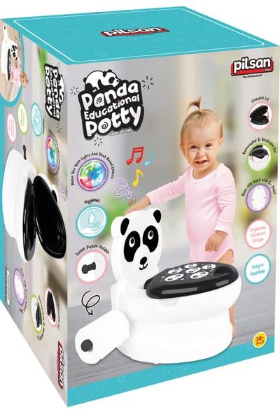 Pilsan Eğitici Eğlenceli Panda Tuvalet