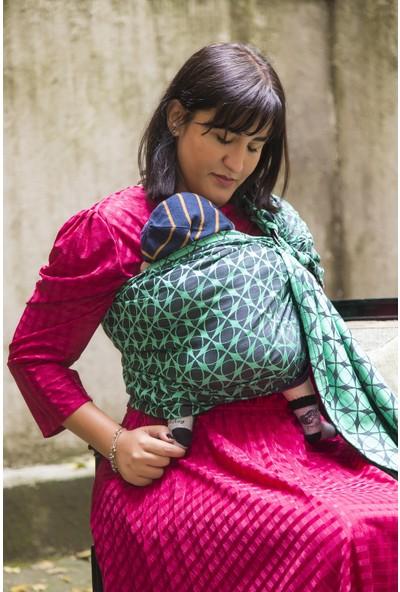Huggyberry Marble Emerald Halka Sling