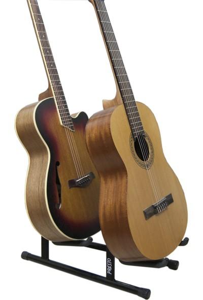 Presto Çiftli Gitar Sehpası