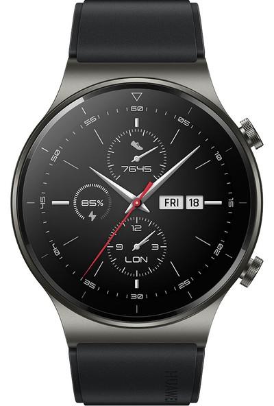 Huawei Watch GT2 Pro 46mm Akıllı Saat - Siyah