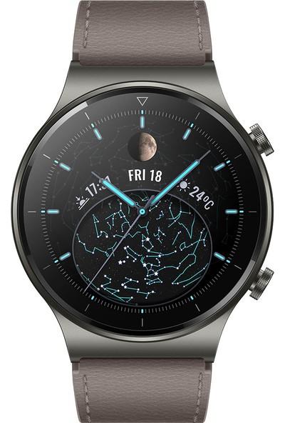 Huawei Watch GT2 Pro 46mm Akıllı Saat - Kahverengi