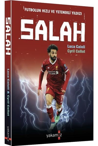 Yıldız Futbolcular Seti (4 Kitap Takım) - Luca Caioli - Cyril Collot