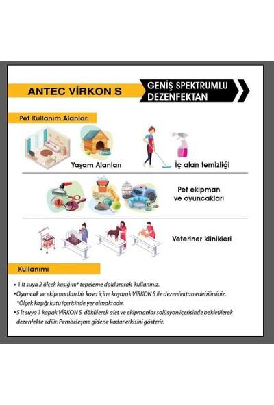 Virkon S Geniş Spektrumlu Virüsidal Dezenfektan 5 kg