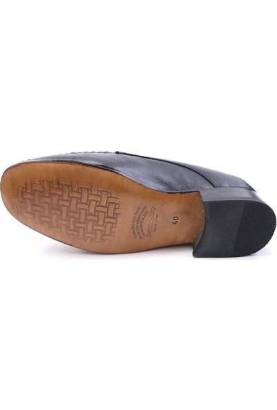 Suphi Şeker 406 Erkek Kösele Ayakkabı