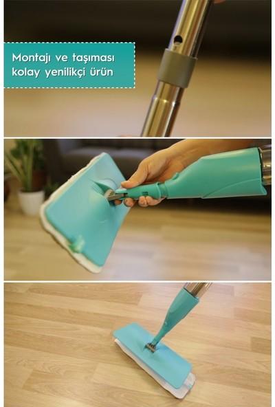 Smarter Shiny Sprey Mop + Mini Tüy Toplayıcı Rulo