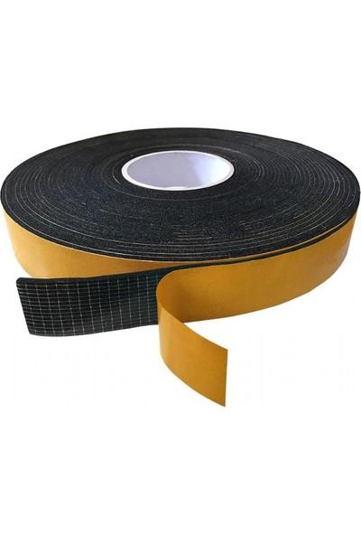 Desibel Akustik Kauçuk Bant 3 mm x 7,5 cm x 15 M