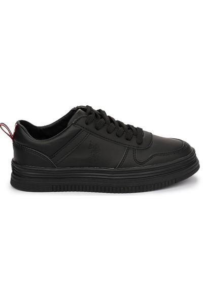 U.S. Polo Assn. Suri Günlük Kadın Spor Ayakkabı Siyah