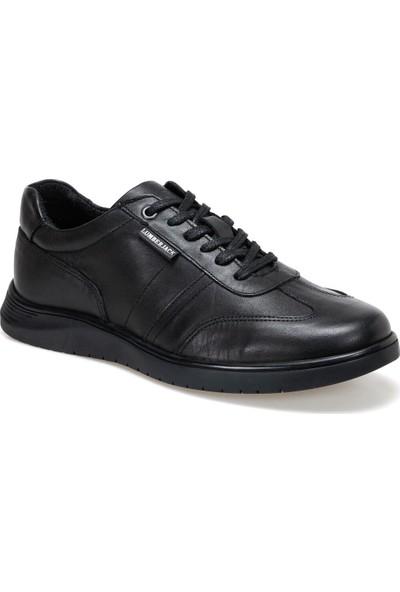 Lumberjack Mauro Siyah Erkek Klasik Ayakkabı